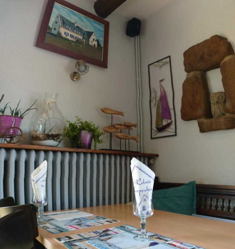 Restaurant rez-de-chaussée